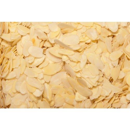 Flaked Almonds - Californien Premium Kvalitet