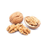 Walnuts in shell france