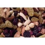 Mélange de raisins et de canneberges