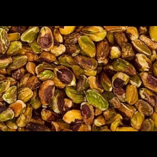Pistazien ohne Schale geröstet, ohne Salz (Iranische)