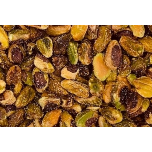 Pistachios roasted peeled - with salt