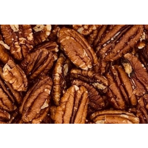Pecans roasted without salt