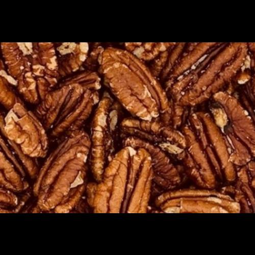 Pekannüsse geröstet, ohne Salz
