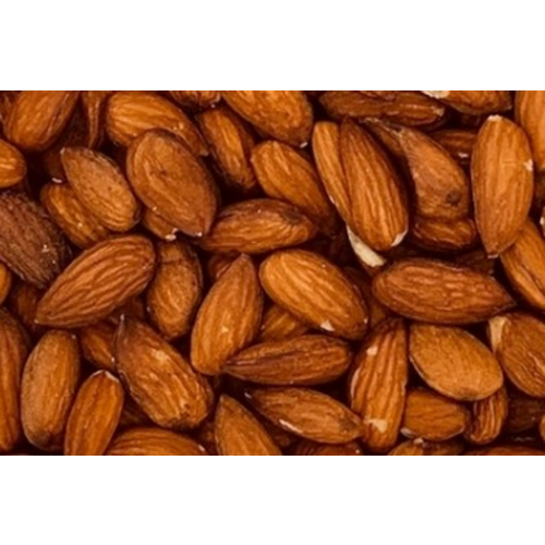 Almonds Roasted without salt