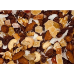 Tørret frugt blanding