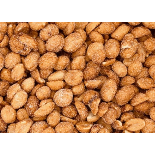 Erdnüsse gerösteter Honig & Salz