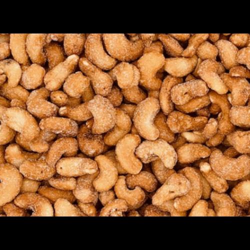 Cashewnoten geroosterd honing & zout