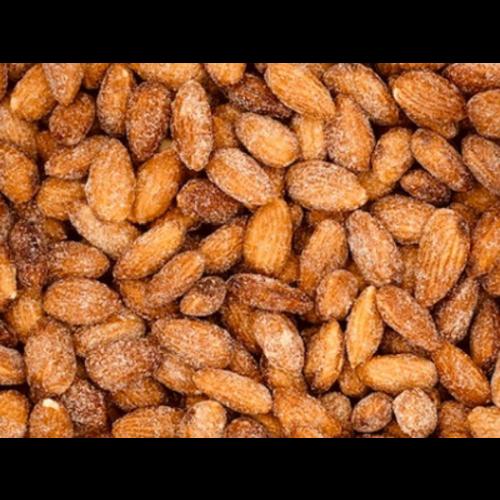 Almonds roasted honey & salt