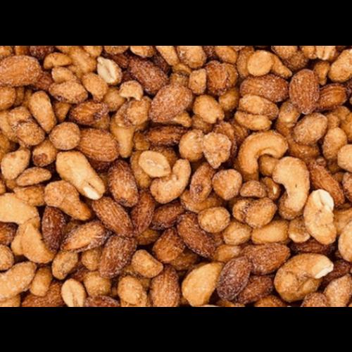 Nut mix roasted honey & salt