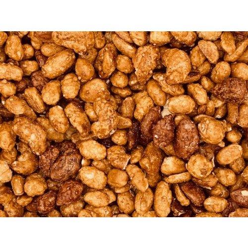 Mélange de noix caramel