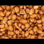 Cacahuetes caramelo