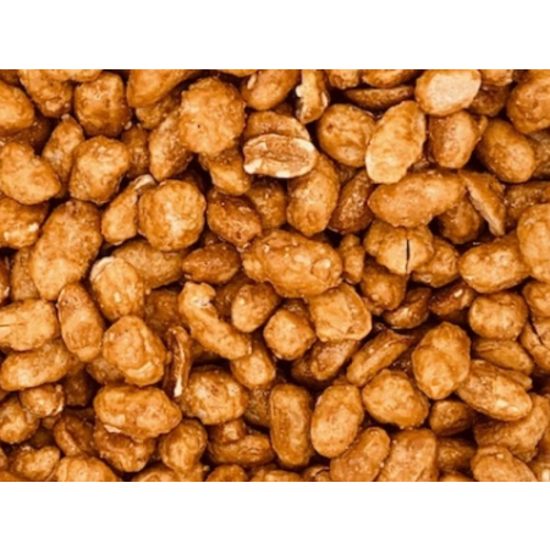 Cacahuetes caramélisé