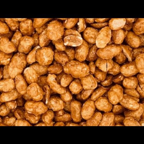 Karamel jordnødder