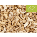Økologiske Cashewnødder stykker