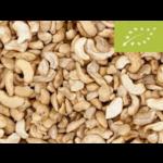 Organic Cashew nuts pieces