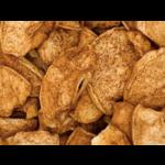 Appel chips kaneel