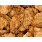 Apple chips cinnamon