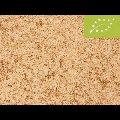 Copos de levadura nutricional orgánica