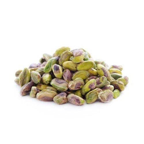 Pistachio nuts peeled