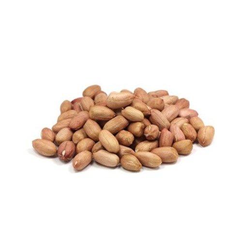 Cacahuètes entières crues