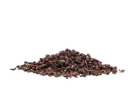 fragmentos de cacao