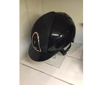 KEP Italia polish black with galassia front - rose golden frame