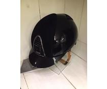 Kep Italia polish black with front en back velvet