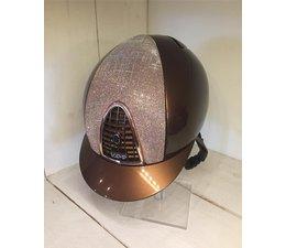 Kep Italia Metal bronze with pink galassia insert