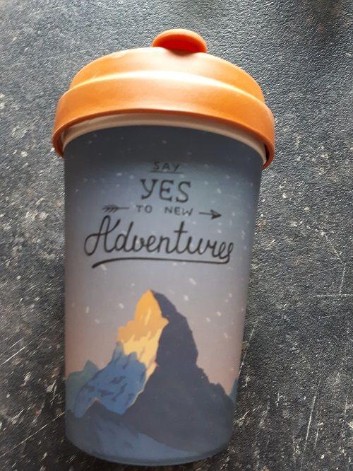 "BambooCup Bamboo-Cup ""Mountain Adventure"""