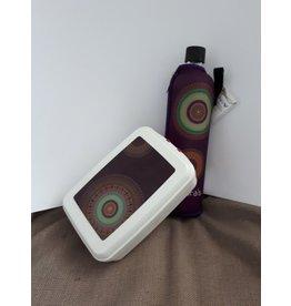 Biodora Lunchbox & Flasche Set Mandala