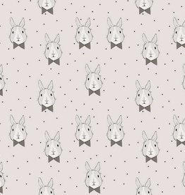 Bloome CPH Bunny Bow/Dots Grey