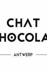 Chat Chocolat Chat Chocolat - Jersey Let`s circle around – copper green
