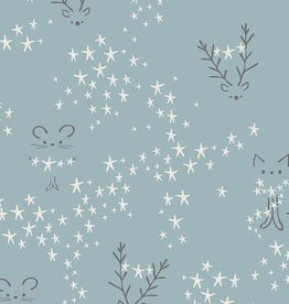 Art Gallery Fabrics Starbright Fog Jersey