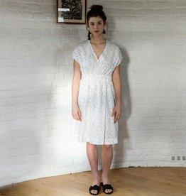 La Maison Victor Witte linnen met zwarte streepjes