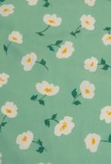 AMELIA MILANO Amelia Milano - Viscosecrêpe Mint Flowers
