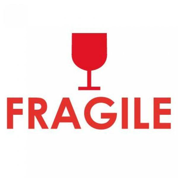 Fragile Fragile - Jersey Leaves