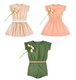 Lux jurk en jumpsuit – Bel'Etoile papieren naaipatroon (Nederlands)