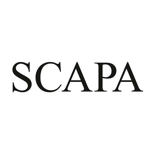 SCAPA Scapa - Rekbare mantelstof taupe