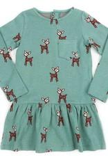 Lily Balou Lily Balou - Jacquardtricot Deer