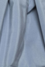 La Maison Victor COUPON 50 cm Modal stof blauw/grijs