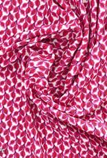Maankids Maan - Viscose Leaves Red/Pink