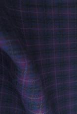 Maankids Maan - Katoen Ruit Small Purple