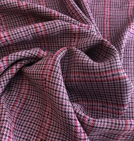 Maankids Maan - Viscose Check Pink