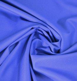 Katoen Kobaltblauw