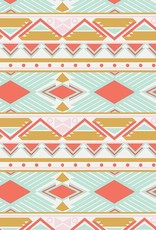 Art Gallery Fabrics Art Gallery Fabrics Tribal Study Aura