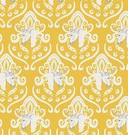 Art Gallery Fabrics Equus Crest Shine
