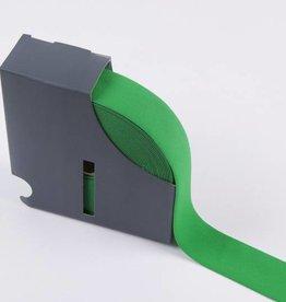 Taille-elastiek groen