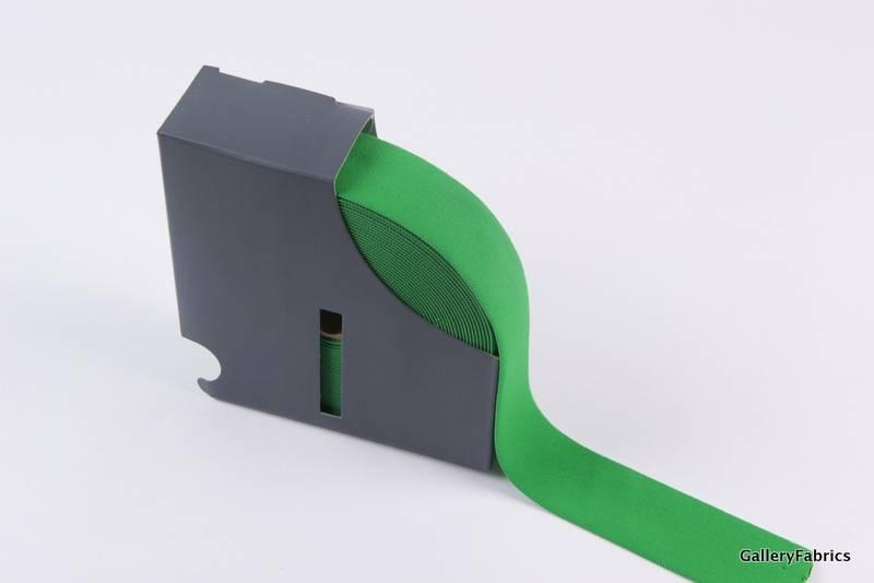 Taille Elastiek groen 38mm