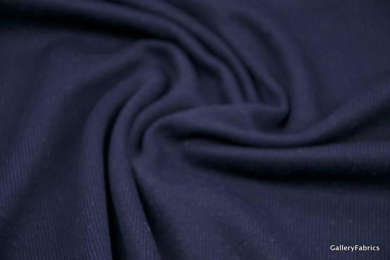 FURORE - Double faced Wol/Cashmere blue/grey