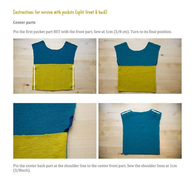 CompagnieM. Patroon Julia Sweater (children) CompagnieM.